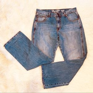 Wrangler Retro Relaxed Boot woman's Jeans